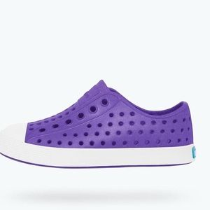 🧜♀️Native Jefferson Iridescent Techno Purple